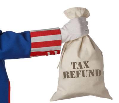tax refund calculator 2015