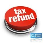 2013 Income Tax Refund Schedule